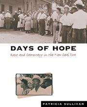 DAYS OF HOPE by Patricia Sullivan