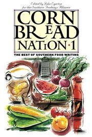 Cover art for CORNBREAD NATION 1