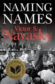 NAMING NAMES by Victor Navasky