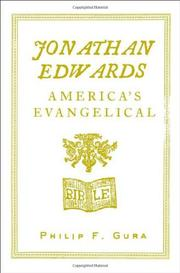 JONATHAN EDWARDS by Philip F. Gura