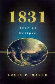 Cover art for 1831