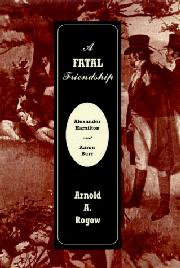 A FATAL FRIENDSHIP by Arnold A. Rogow