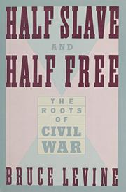 Cover art for HALF SLAVE AND HALF FREE
