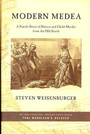 MODERN MEDEA by Steven Weisenburger