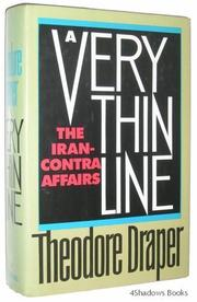A VERY THIN LINE by Theodore Draper