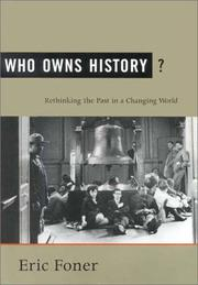 Cover art for WHO OWNS HISTORY?