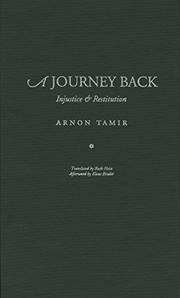 A JOURNEY BACK by Arnon Tamir