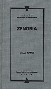 ZENOBIA by Gellu Naum