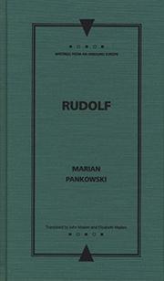 RUDOLF by Marian Pankowski