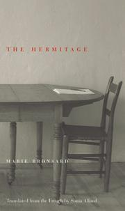 THE HERMITAGE by Marie Bronsard