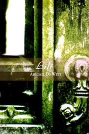 LILI by Abigail De Witt