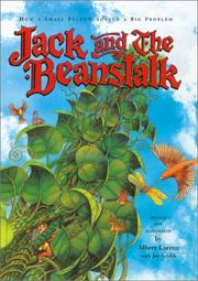 JACK AND THE BEANSTALK by Albert Lorenz