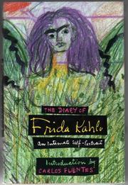 THE DIARY OF FRIDA KAHLO by Frida Kahlo