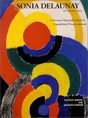 SONIA DELAUNAY by Stanley Baron