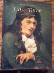 J.M.W. TURNER by Robert Kenner