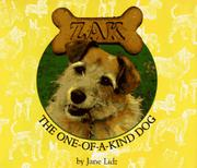 ZAK by Jane Lidz