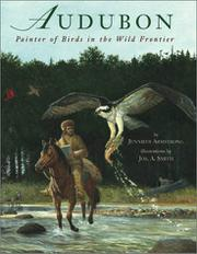 AUDUBON by Jennifer Armstrong