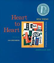 HEART TO HEART by Jan Greenberg