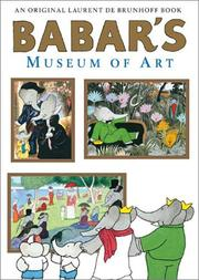 BABAR'S MUSEUM OF ART by Laurent de Brunhoff