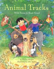 ANIMAL TRACKS by Charles Ghigna