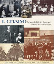 L'CHAIM! by Susan Goldman Rubin