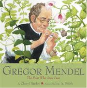 Book Cover for GREGOR MENDEL