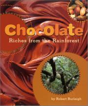 CHOCOLATE by Robert Burleigh