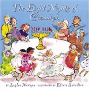 THE EIGHT NIGHTS OF CHANUKAH by Lesléa Newman