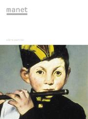 MANET by Pierre Courthion