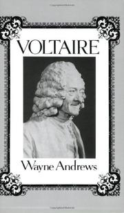 VOLTAIRE by Wayne Andrews