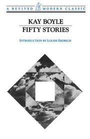 FIFTY STORIES by Kay Boyle