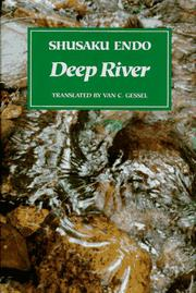 DEEP RIVER by Shusaku Endo