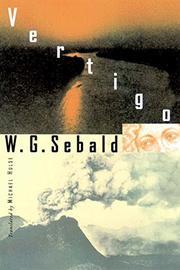VERTIGO by W.G. Sebald