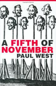 A FIFTH OF NOVEMBER by Paul West