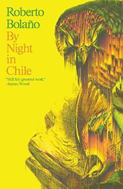 Cover art for BY NIGHT IN CHILE