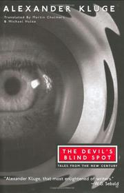 THE DEVIL'S BLIND SPOT by Alexander Kluge