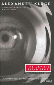 THE DEVIL'S BLIND SPOT by Alexander Kluge