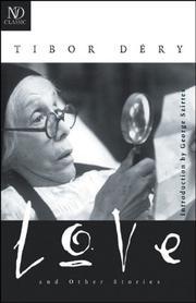 LOVE by Tibor Déry