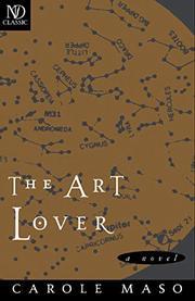 THE ART LOVER by Carole Maso