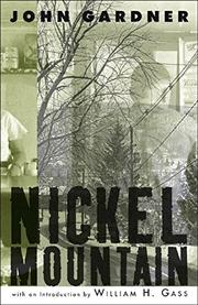 NICKEL MOUNTAIN by John Gardner