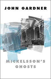Cover art for MICKELSSON'S GHOSTS