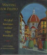 WAITING FOR FILIPPO by Michael Bender