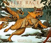FIRE RACE by Jonathan London