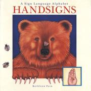 HANDSIGNS by Kathleen Fain
