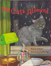 NO CATS ALLOWED by Lois Simmie