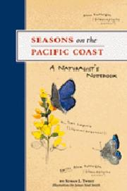 SEASONS ON THE PACIFIC COAST by Susan J. Tweit