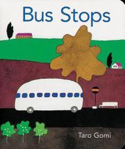 BUS STOPS by Taro Gomi