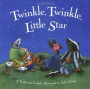 TWINKLE, TWINKLE, LITTLE STAR by Sylvia Long