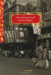 THE DISTANT LAND OF MY FATHER by Bo Caldwell