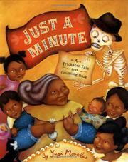 Book Cover for JUST A MINUTE!